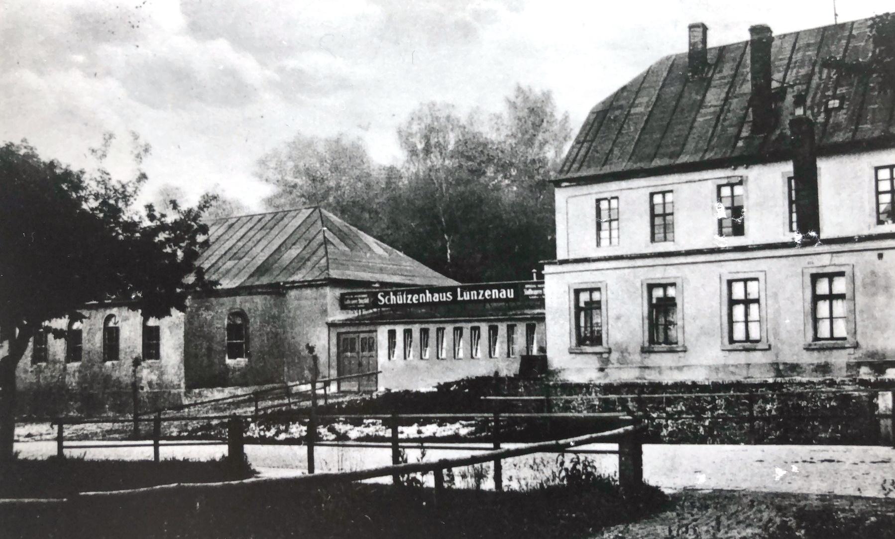 1955 - Kauf des Schützenhauses
